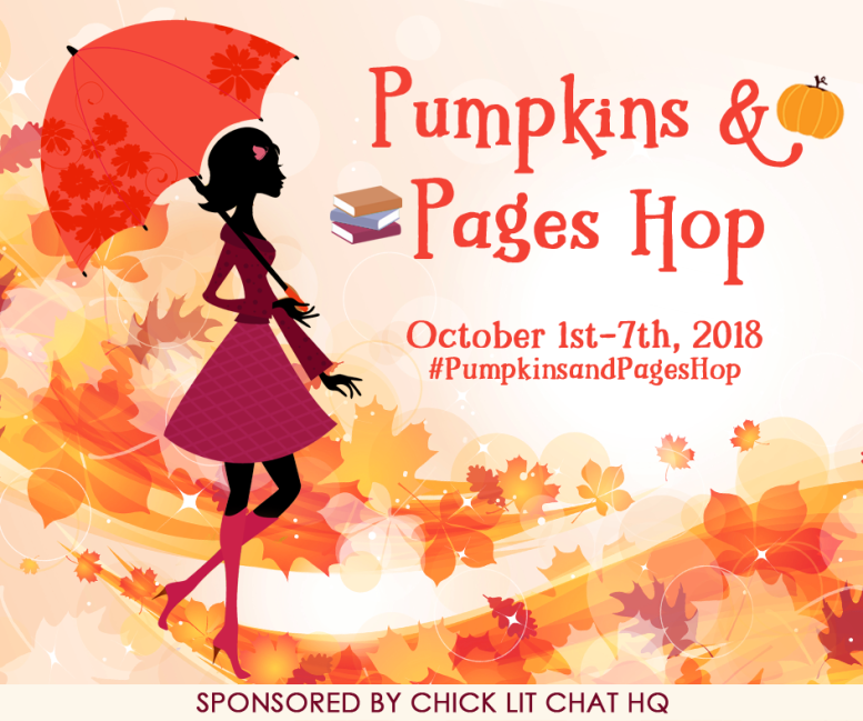 Post Graphic - Pumpkins & Pages Hop